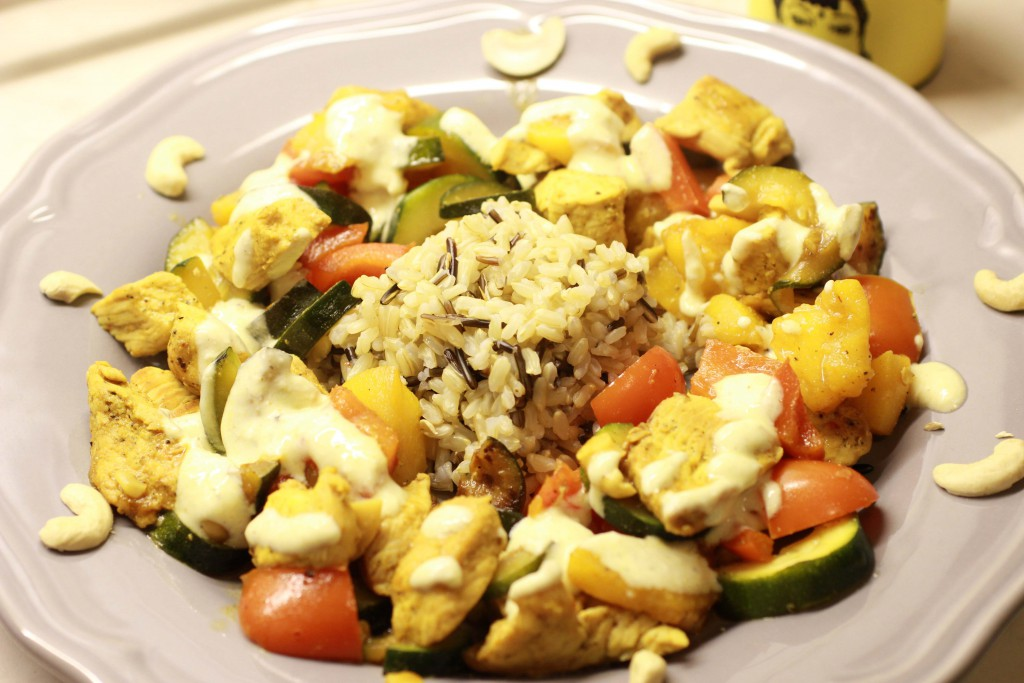 Huehnchen Pfanne Tandoori Masala Just Spices_1
