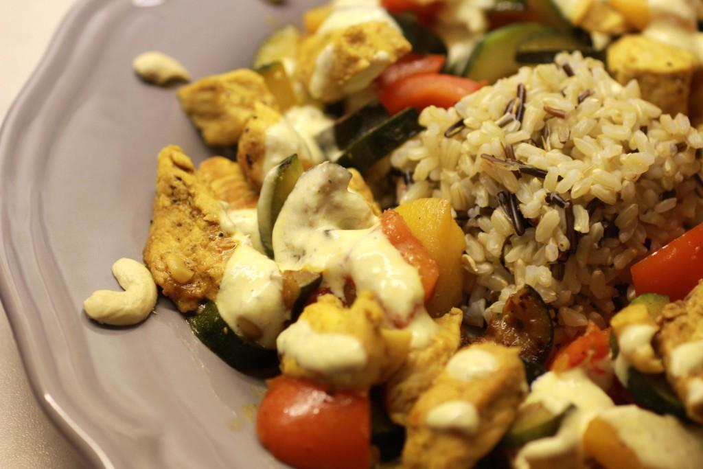 Huehnchen Pfanne Tandoori Masala Just Spices_2