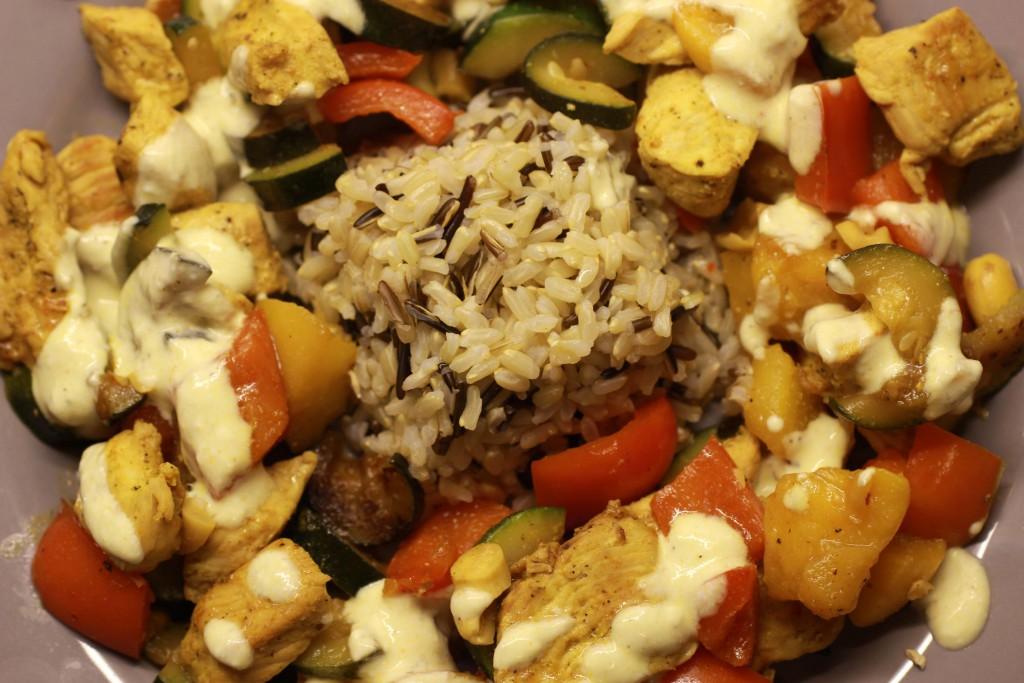 Huehnchen Pfanne Tandoori Masala Just Spices_3