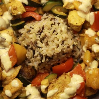 Just Spices – Hühnchen-Pfanne Tandoori Masala