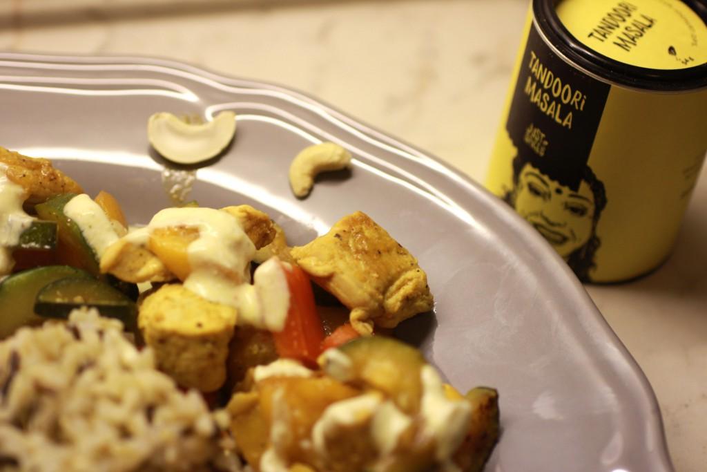 Huehnchen Pfanne Tandoori Masala Just Spices_4