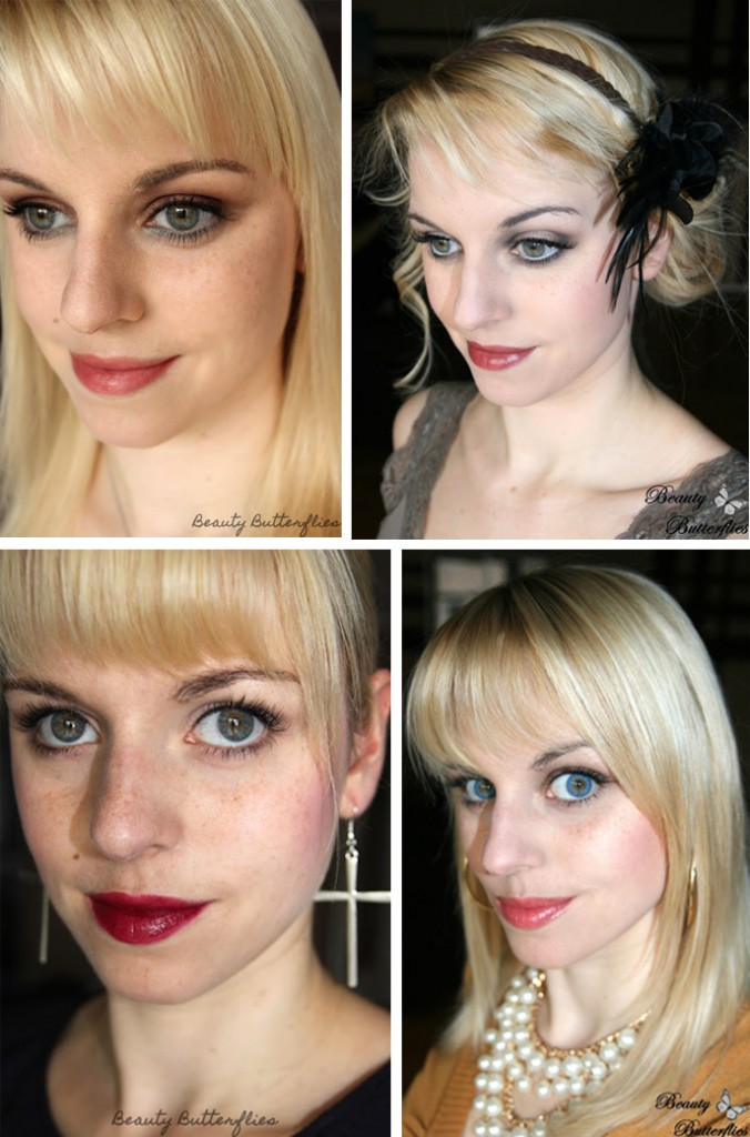 I love Makeup Blogparade Beauty Butterflies Verwandlung