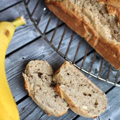 Banana? Rezept für leckeres Bananenbrot