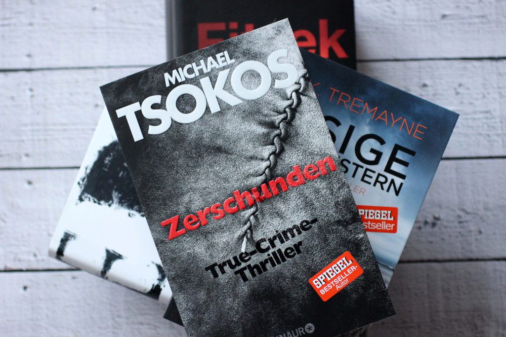 1. Michael Tsokos - True Crime Thriller - Zerschunden