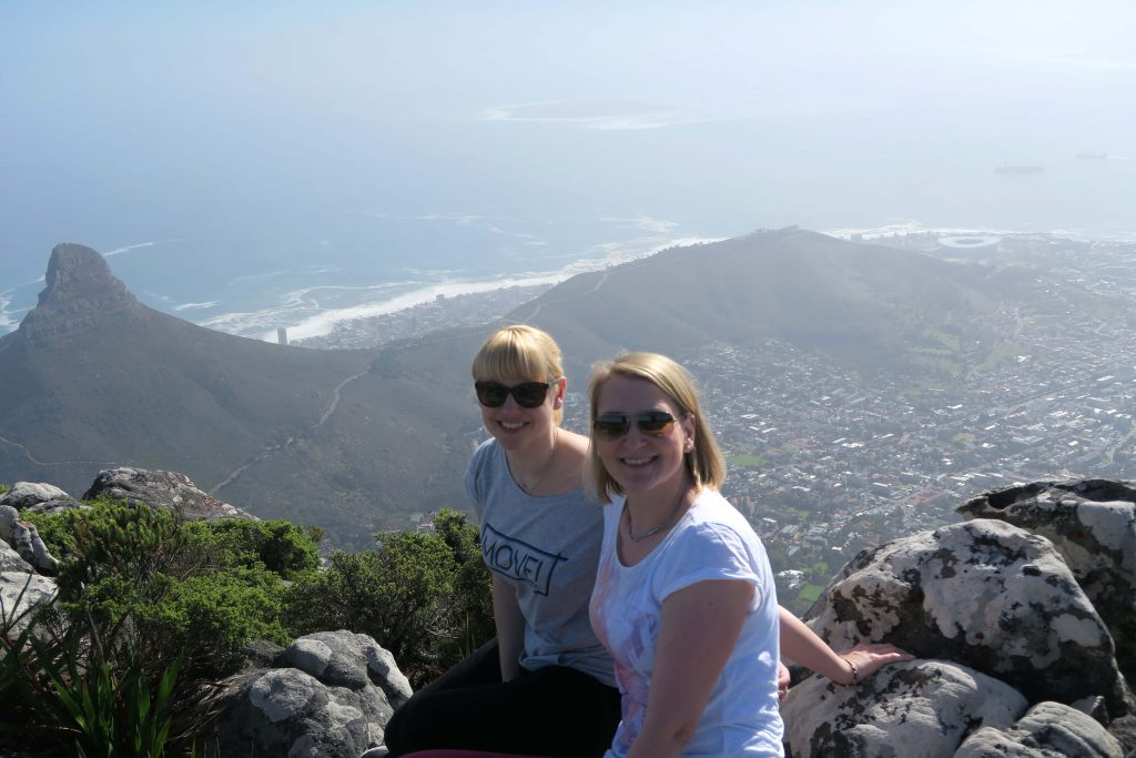 Cape Town South Africa Table Mountain - www.beautybutterflies.de