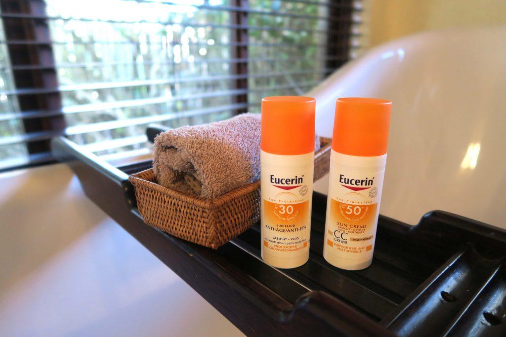 EUCERIN Sun Protect Anti Age und CC Cream 30 und 50+ _2- www.beautybutterflies.de