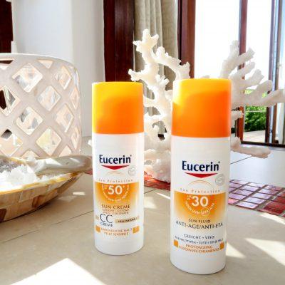 Eucerin Sonnenschutz unter afrikanischer Sonne