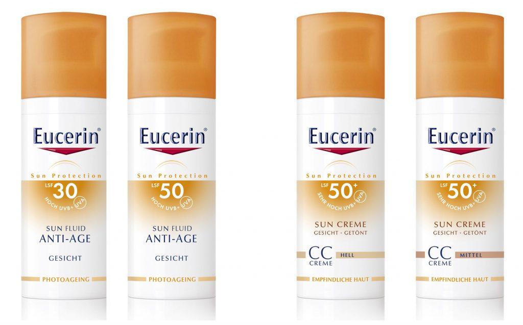 EUCERIN Sun Protect Anti Age und CC Cream 30 und 50+ _4- www.beautybutterflies.de