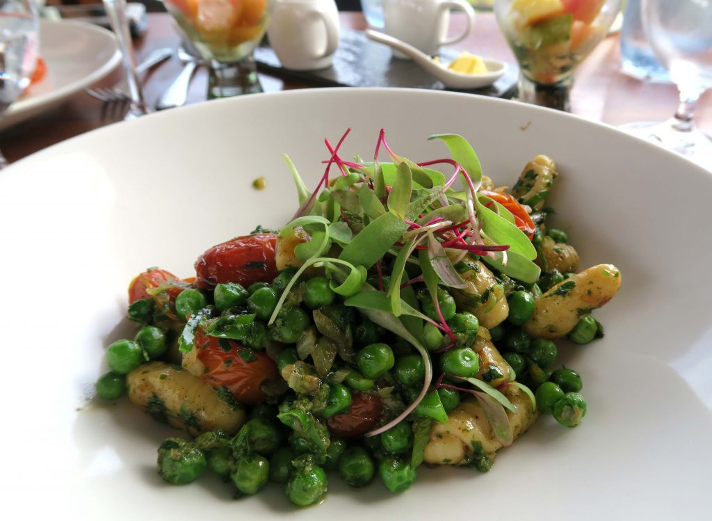 Grootbos Private Nature Reserve South Africa Gnocchi with peas - www.beautybutterflies.de