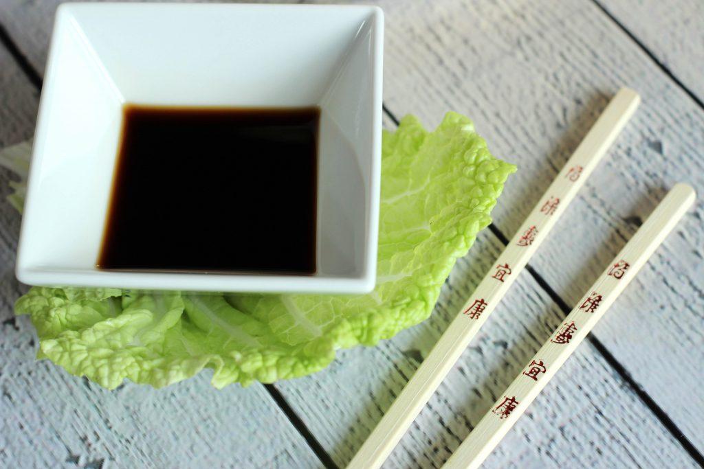 Wan Tan - Dim Sum Rezept Gyoza Sauce