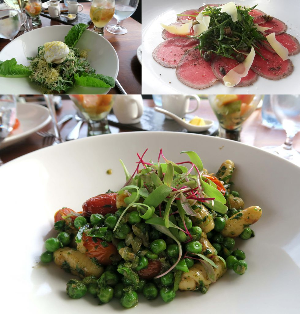 1 Grootbos Private Nature Reserve South Africa Carppaccio - Ceasar Salad - Gnocchi with peas - www.beautybutterflies.de
