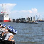 Sunny Saturday in Hamburg – 8 Stunden in 15 Bildern