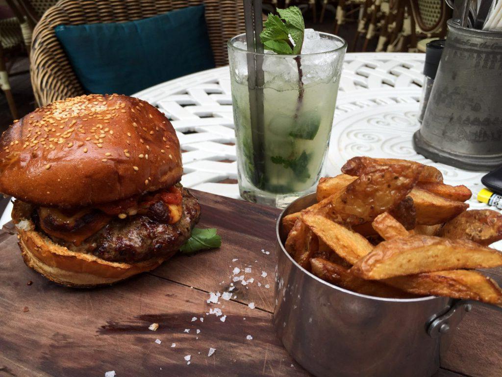 25 Kloof Street House Cape Town Burger Restaurant - www.beautybutterflies.de