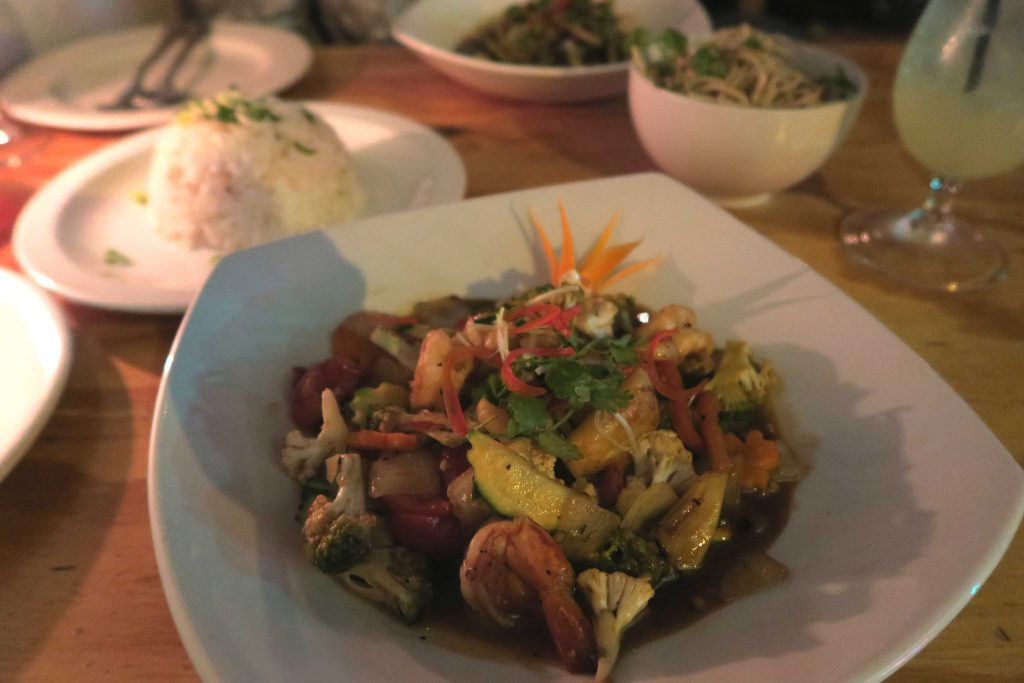 3 Yindees Cape Town Thai Restaurant Stir Fry - www.beautybutterflies.de