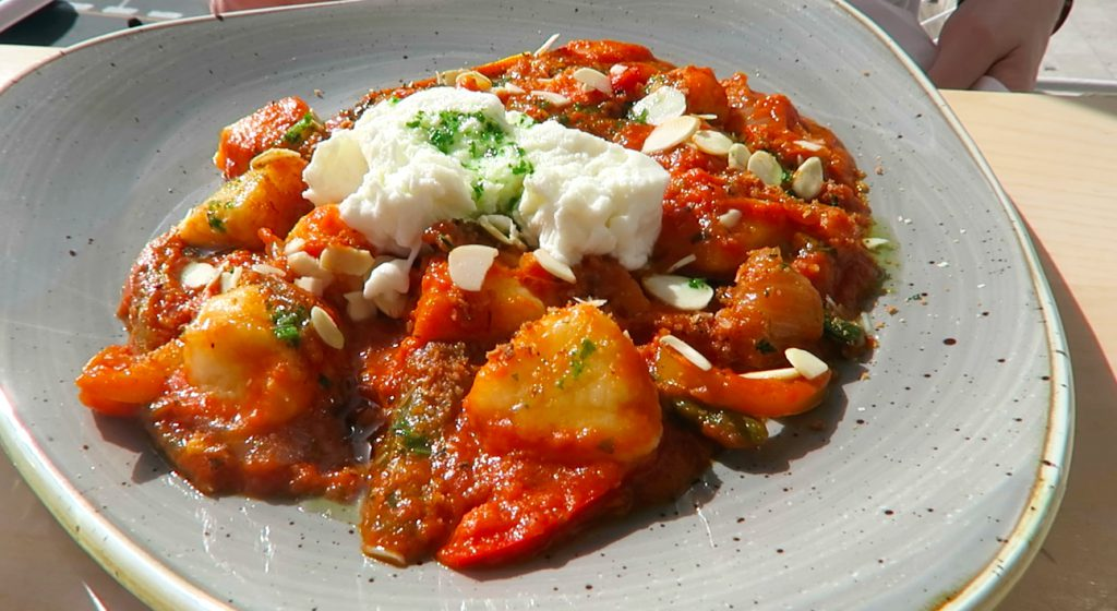 4 Camps Bay Blues Restaurant Gnocchi - www.beautybutterflies.de