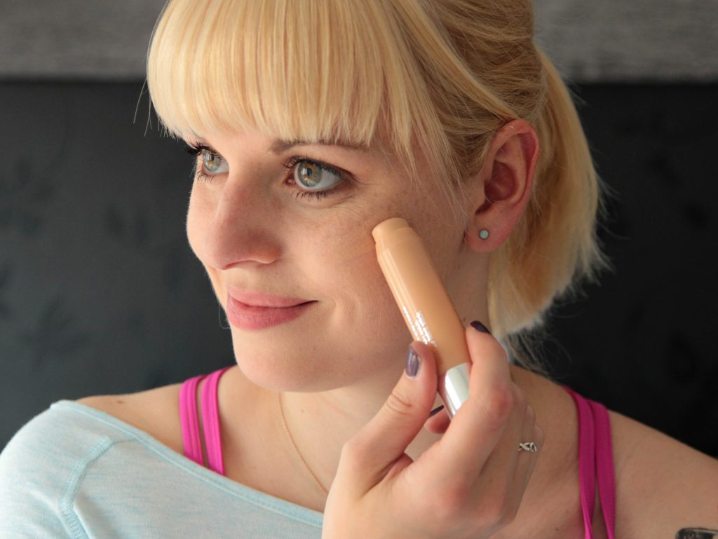 Clinique Chubby in the Nude Foundation Stick_ Review_5