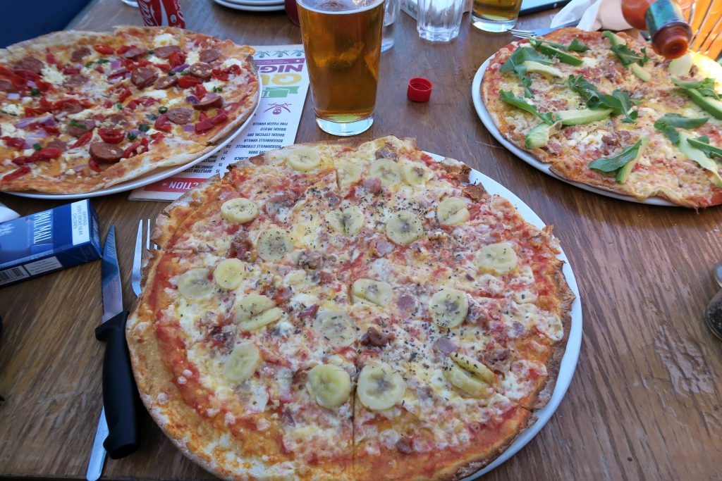 Jamaica Me Crazy Cape Town South Africa Pizza - www.beautybutterflies.de