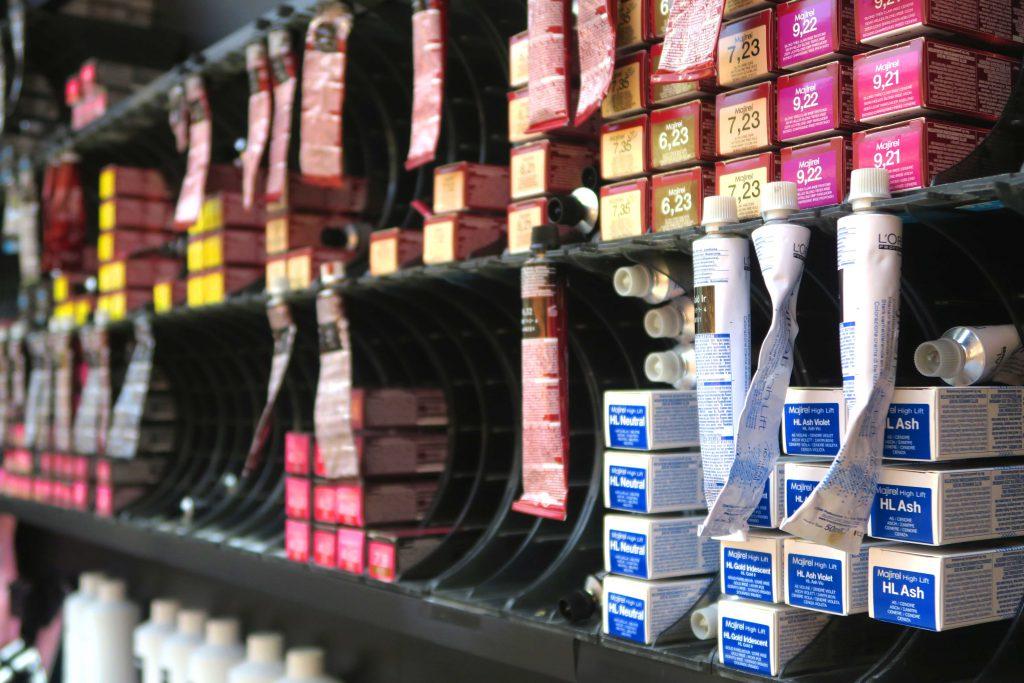 Noon Individual Hair Hannover Friseur Haare färben - www.beautybutterflies.de