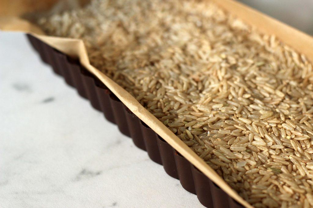 Rezept Chocolate Peanut Butter Tarte 2 - www.beautybutterflies.de