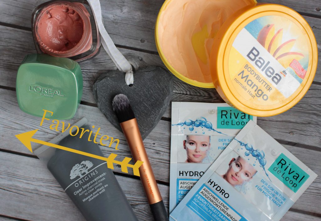 2 Aktuelle Beauty Pflege Favoriten - www.beautybutterflies.de