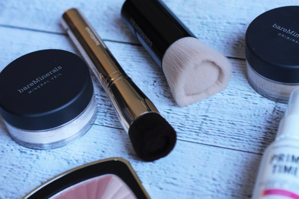 BareMinerals Produkte Review und Look 5 Brushes - www.beautybutterflies.de