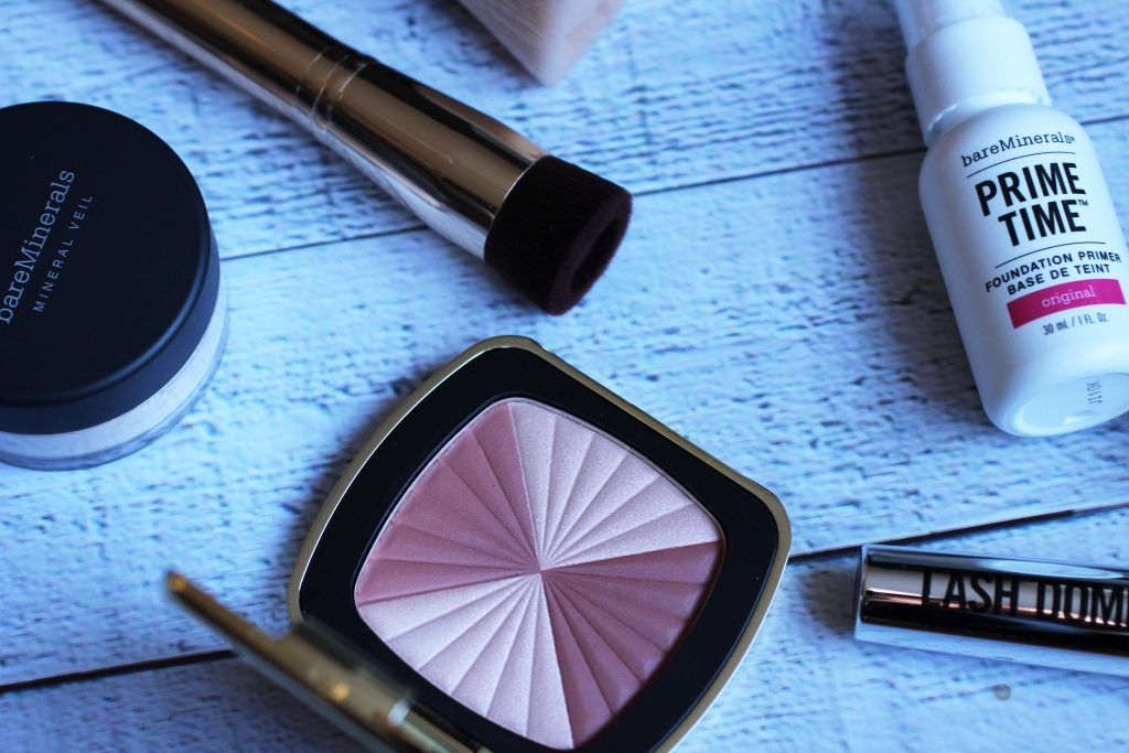 BareMinerals Produkte Review und Look 7 Blush and Highlighter - www.beautybutterflies.de