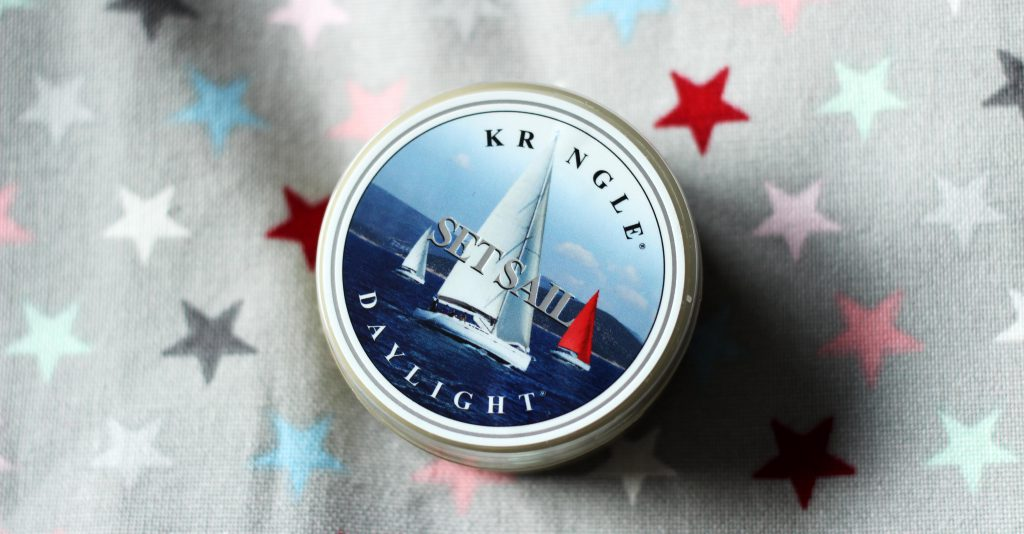 1 Kringle Candle Daylight - Set Sail