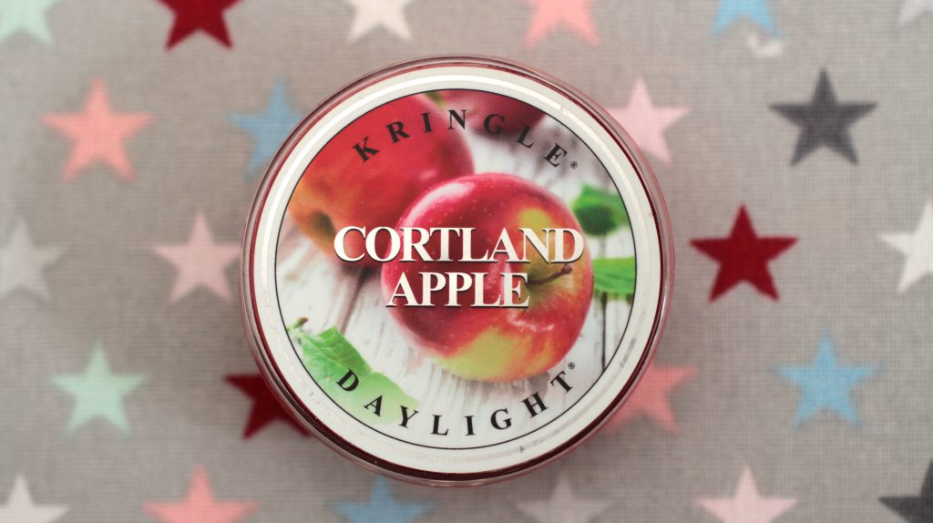 3 Kringle Candle Daylight - Cortland Apple
