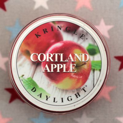 Sommerliche Kringle Candle Daylights – Apfel, Minze & Mango