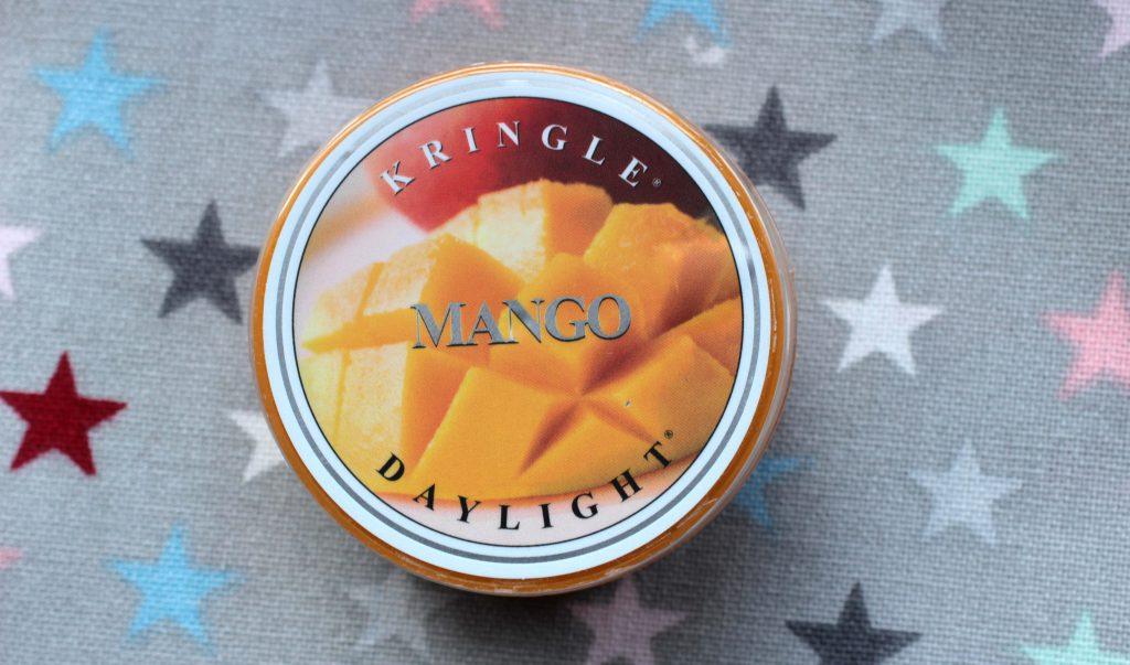 6 Kringle Candle Daylight - Mango