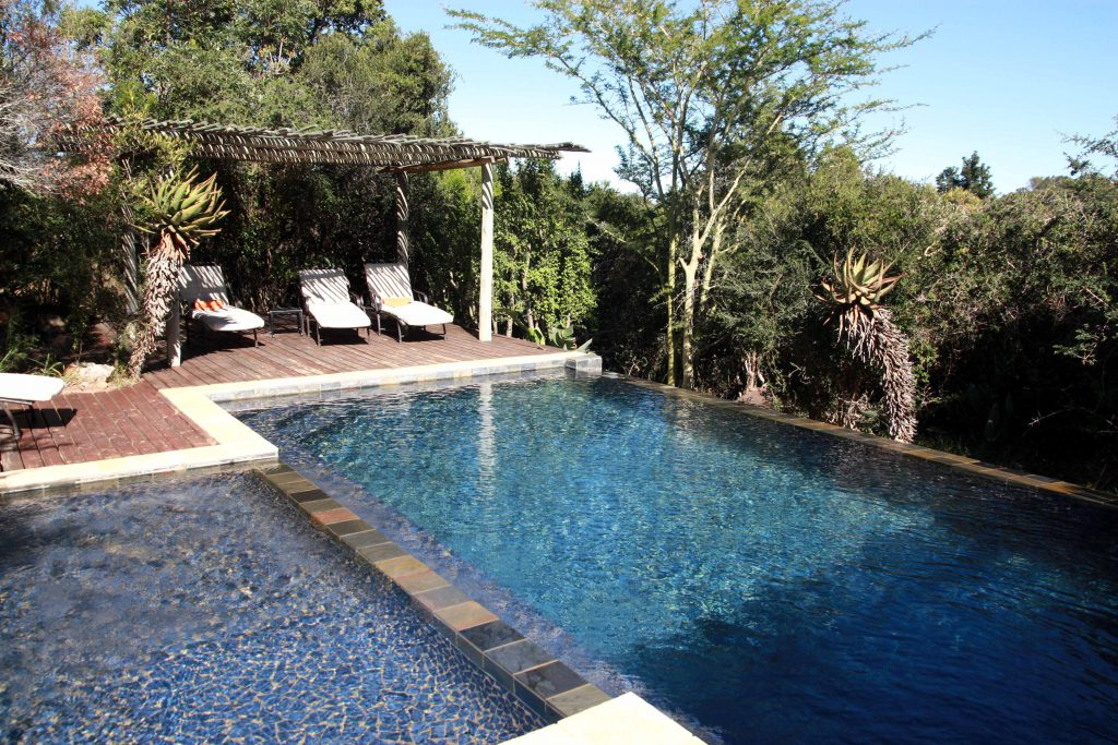 Kariega Private Game Reserve - Settlers Drift Pool - www.beautybutterflies.de