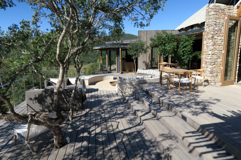 Kariega Private Game Reserve - Settlers Drift Terrace - www.beautybutterflies.de