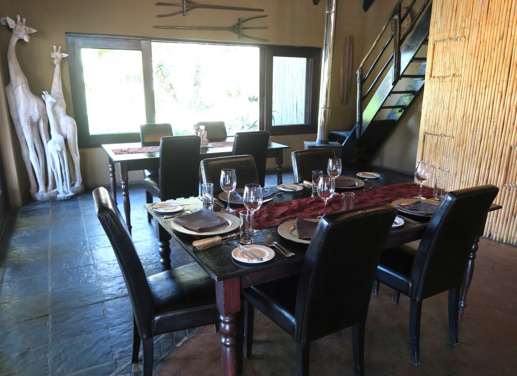 Kariega Private  Game reserve - River Lodge Dining Room - www.beautybutterflies.de