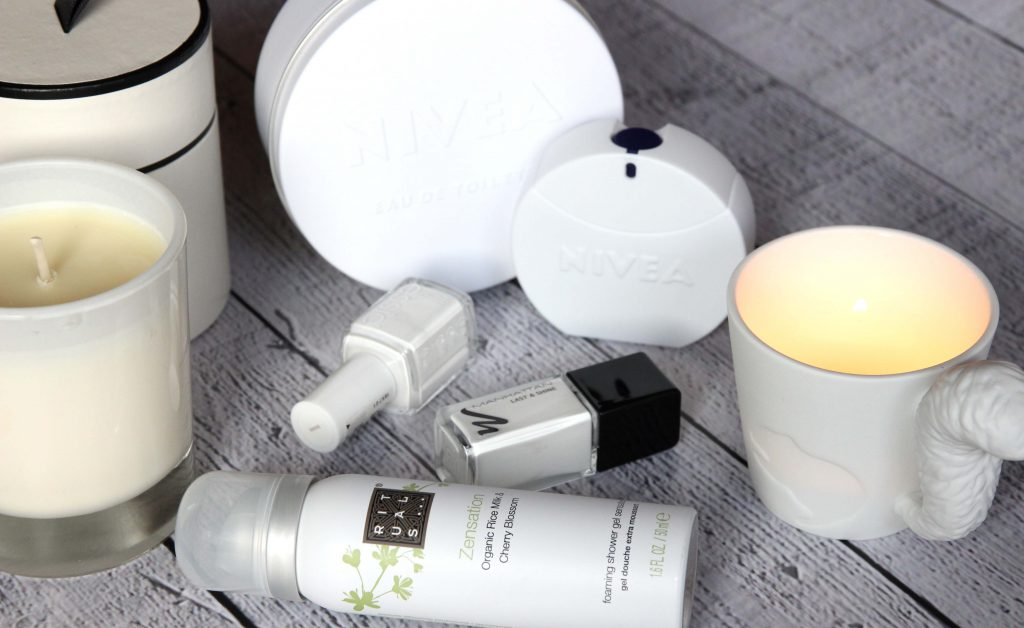 NIVEA PArfum EdT Weisse Produkte Review