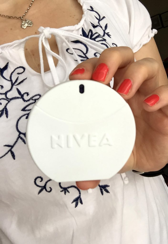 NIVEA Parfum EdT Weisse Produkte Review 2