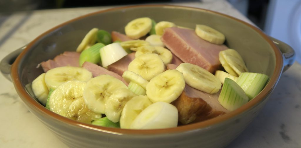 Banane Curry Schweinefleisch Auflauf Rezept 2 - www.beautybutterflies.de