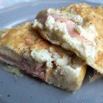 Low Carb Eiweiß Calzone – Rezepte mit Eiklar