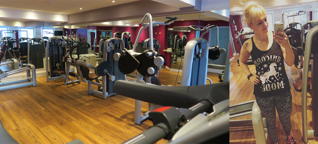 Romantischer Winkel Fitness Lounge Training Bad Sachsa Harz - www.beautybutterflies.de