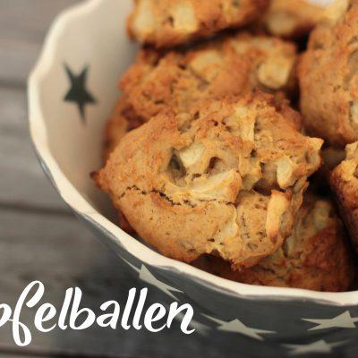 Herbstküche – Einfache Apfelballen