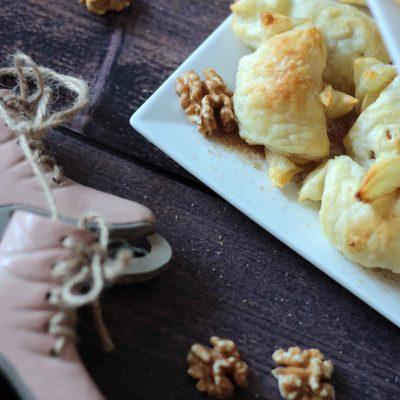 Winterküche – Apfel im süßen Schlafrock #AppleBites