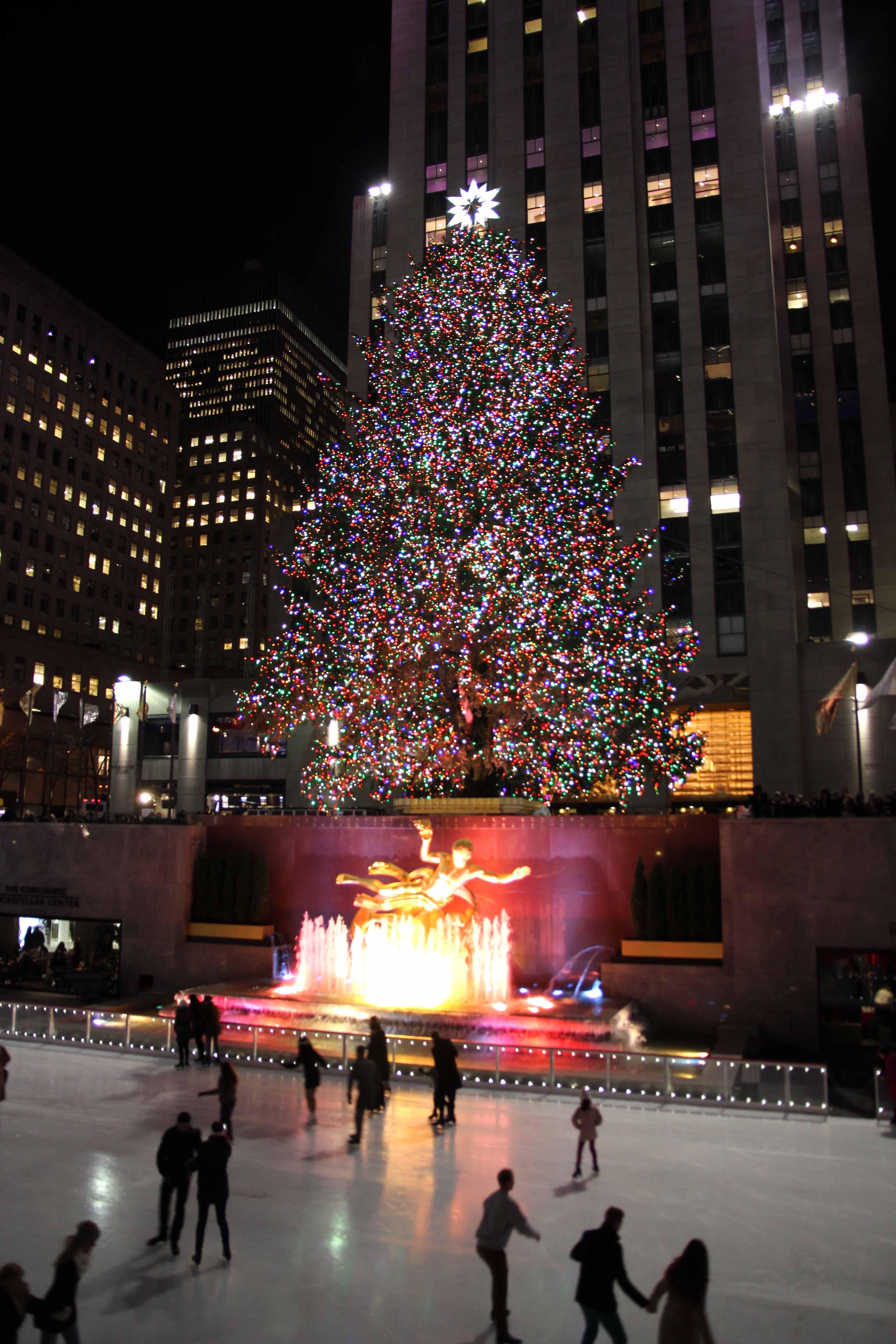 5 Gründe warum du zur Weihnachtszeit nach New York fliegen solltest ...
