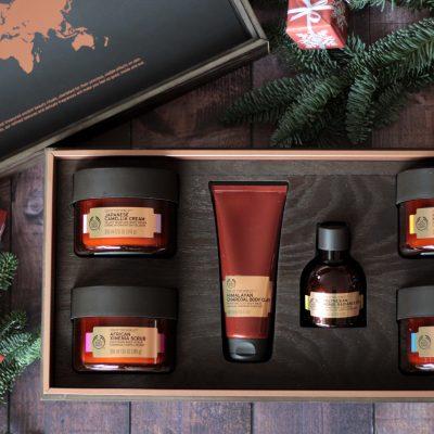 The Body Shop Geschenke Weihnachtsaktion inkl. Gewinnspiel