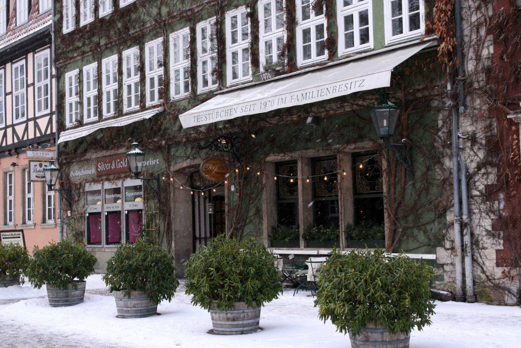 Teestübchen In Hannover