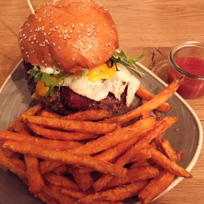 [Hannover] Lindenblatt Burger Bar – Schon wieder Burger…?!