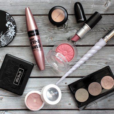 Beauty Inventur 2017 – Entwicklung meiner Makeup Sammlung
