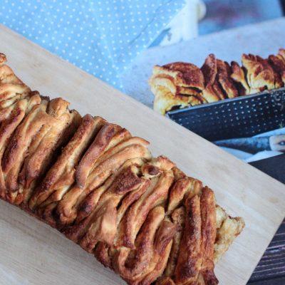 Cinnamon Pull-Apart-Bread – Zimtiger Zupfkuchen