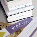 Büchereinkauf bei Arvelle – Fluch und Segen für Leseratten