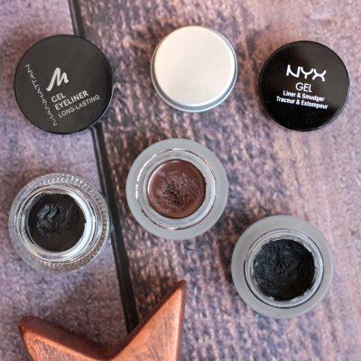 Drogerie-Eyeliner-Vergleich / NYX vs. Manhattan vs. Maybelline