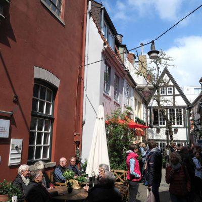 Ein Tag in Bremen – Von kleinen Gassen und musizierenden Tieren