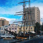 Was macht man in Hobart / Tasmanien?